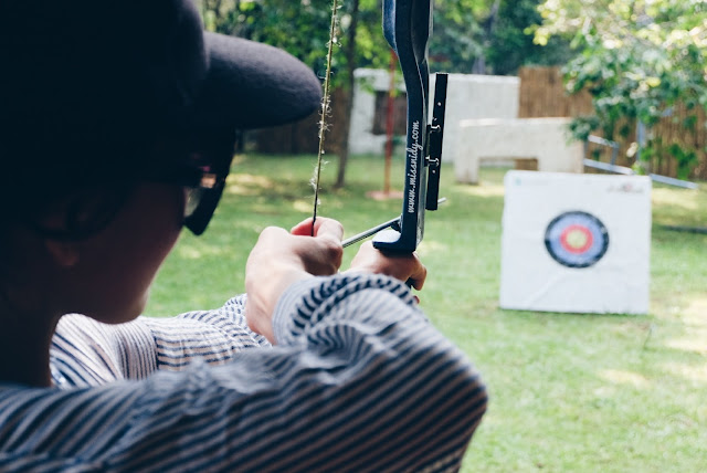 archery land eco park ancol