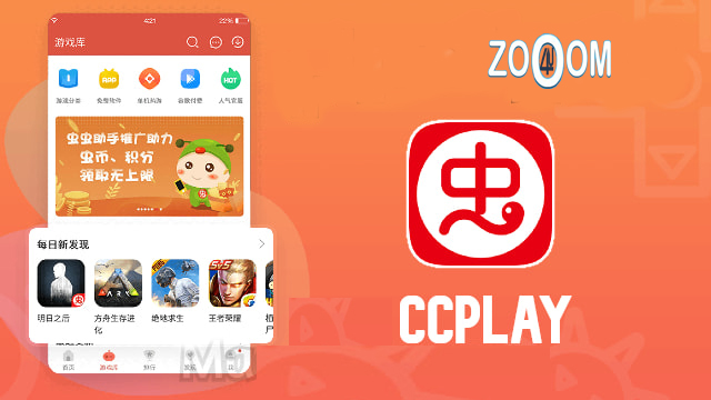 Download Ccplay ,Ccplay App and Games Store,