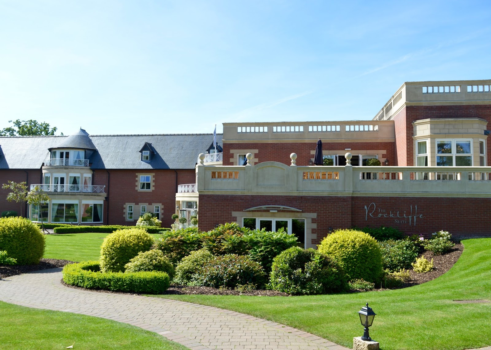 Rockliffe Hall midweek spa break review