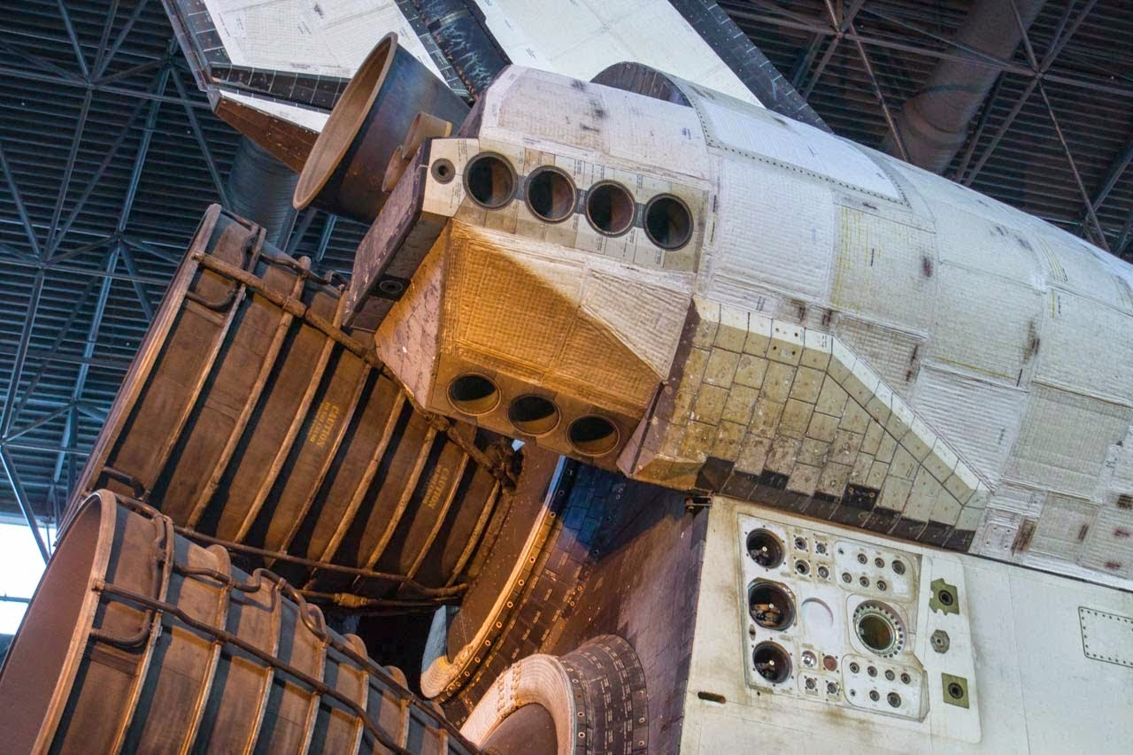 space shuttle oms - photo #6