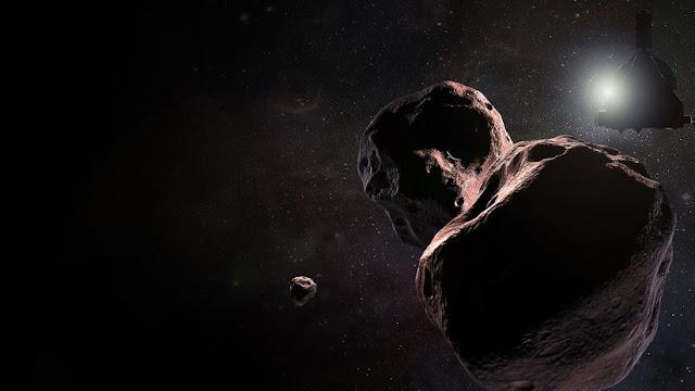 La sonda New Horizons despierta e inicia la recta final del viaje espacial más lejano de la historia
