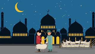 perayaan hari besar agama islam Idul Adha www.simplenews.me
