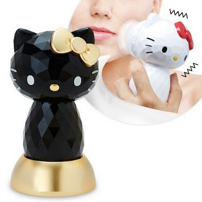 Cat Face Pore Cleansing Brush