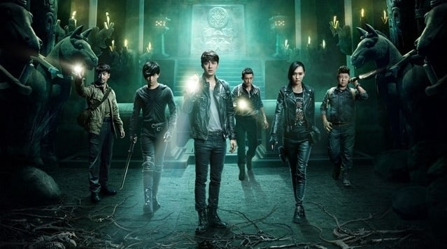 Download Drama China The Lost Tomb Batch Subtitle Indonesia