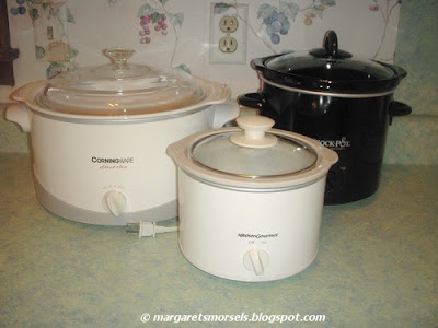 Margaret's Morsels | Cooking School