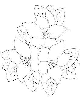Imagens De Flores Para Desenhar
