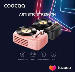 speaker wireless Coocaa