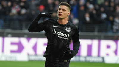 Luka jovic fichaje real madrid noticia
