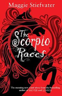 """News: Capa de """"A Corrida de Escorpião"""",da autora Maggie Stiefvater. 9"""