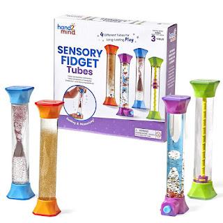 Sensory Fidget Tubes toys