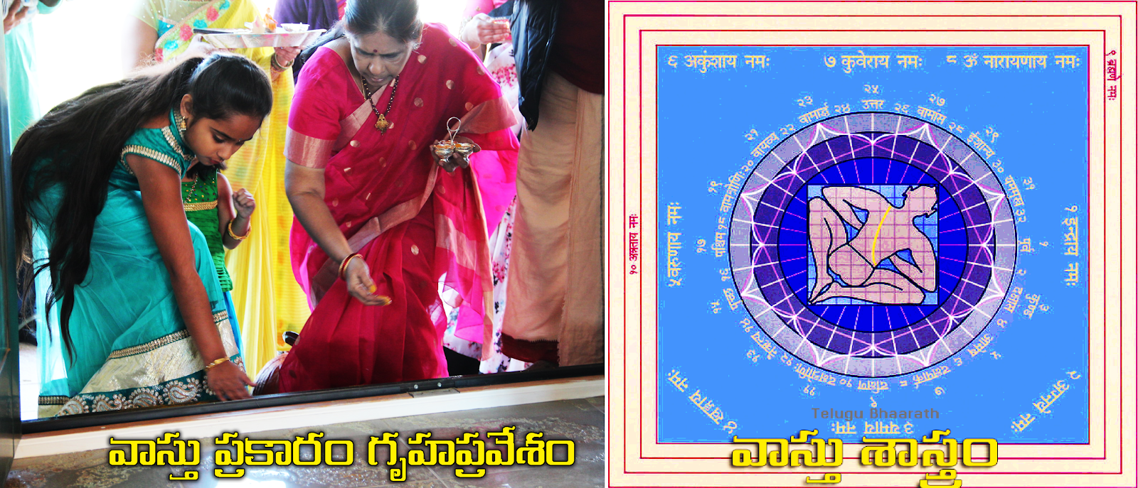 వాస్తు ప్రకారం గృహప్రవేశానికి శుభ దినాలు - Vastu Shatram, Gruha Pravesam