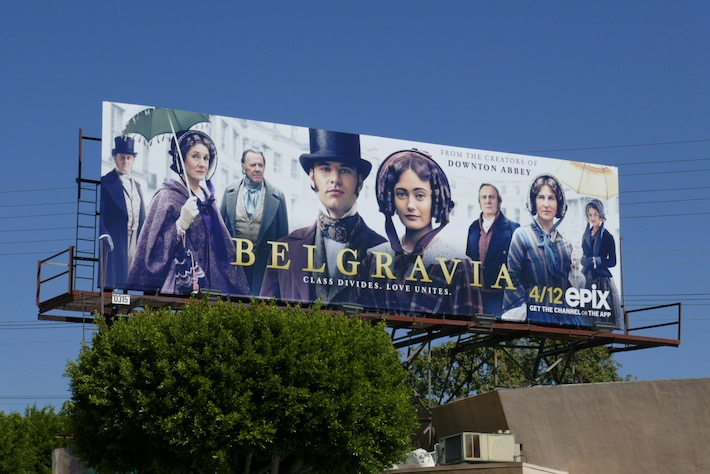 Belgravia season 1 billboard