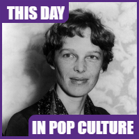 Amelia Earhart Flew Solo from Hawaii to California on January 11, 1935