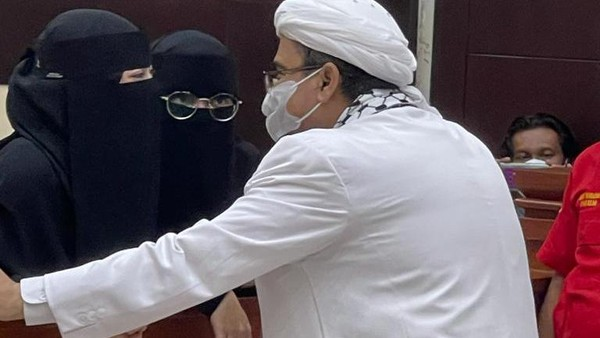 Habib Rizieq: Markaz Syariah Diintai Drone oleh Anggota BIN!