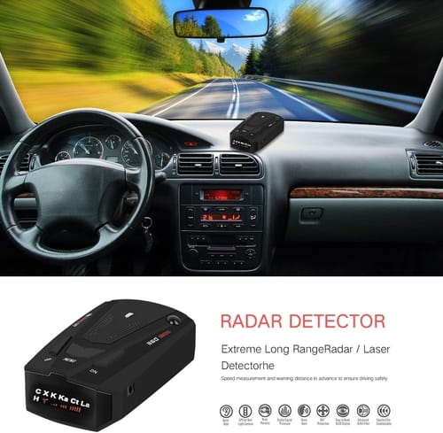 Review Snnetwork Radar Detector with Voice Prompt Speed