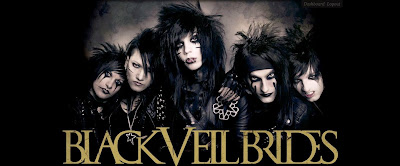 Black Veil Brides Black Mass 2015 Tour Dates