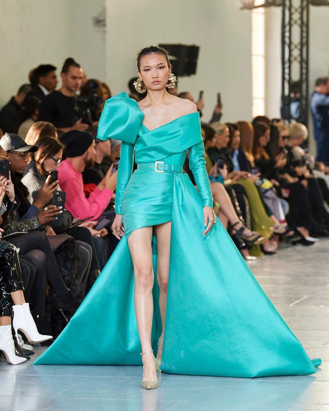 Elie Saab Alta Costura 2020 – viva o México Imperial