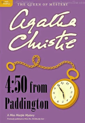 4:50 From Paddington by Agatha Christie - book cover