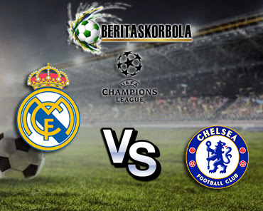 Prediksi bola Real Madrid vs Chelsea - Liga champions 2020/21 28 April 2021