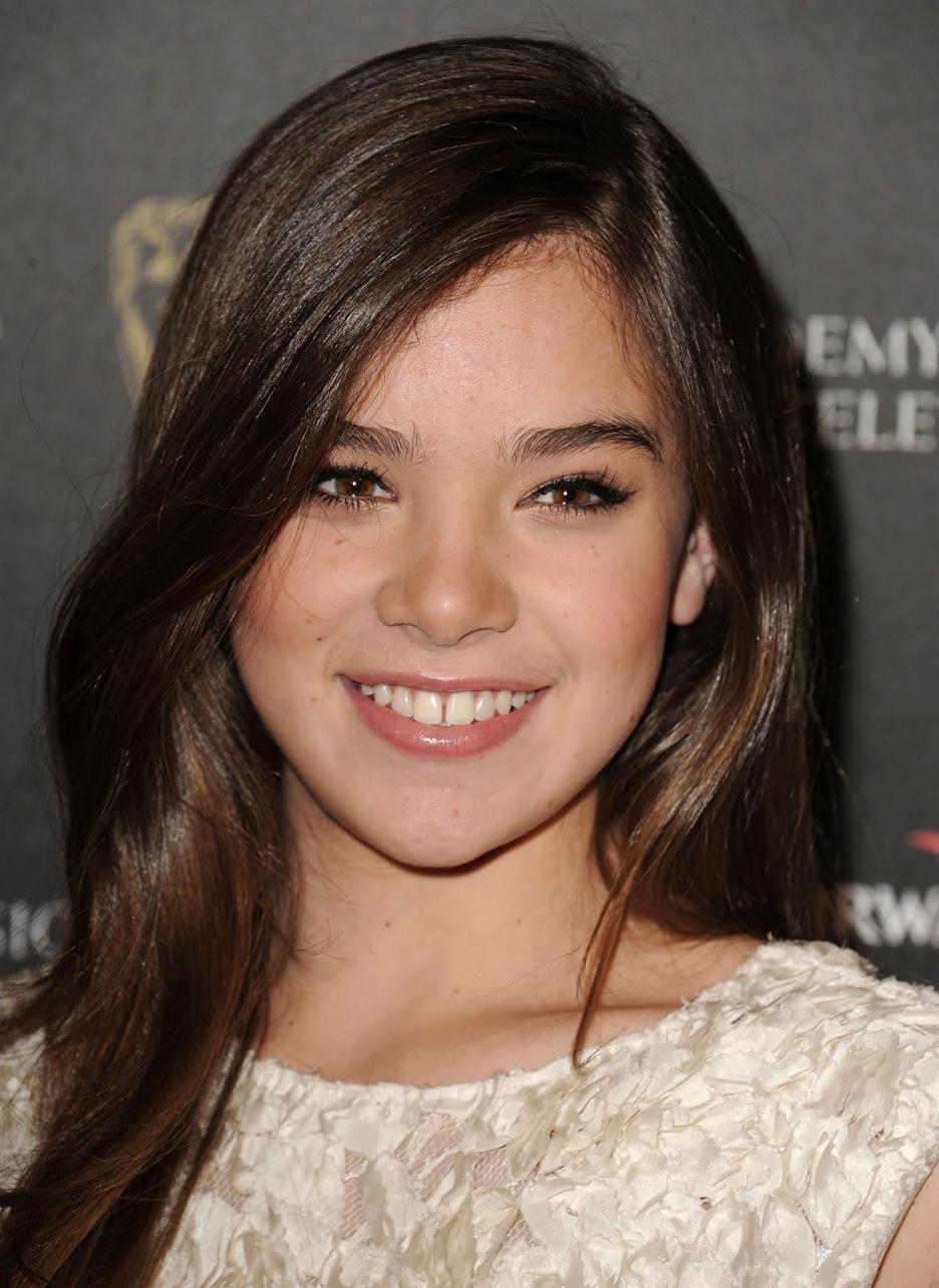 Hailee Steinfeld On The Cover Of Fashion Magazine March: World's Most Beautiful Women: Hailee Steinfeld