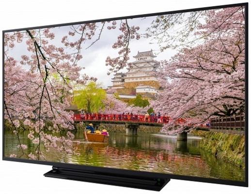 Toshiba 43V5863DG: Smart TV 4K de 43'' con Toshiba Smart Portal