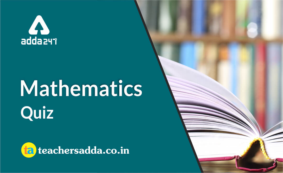 CTET/ UPTET Exam | Practice Mathematics Questions | 7th