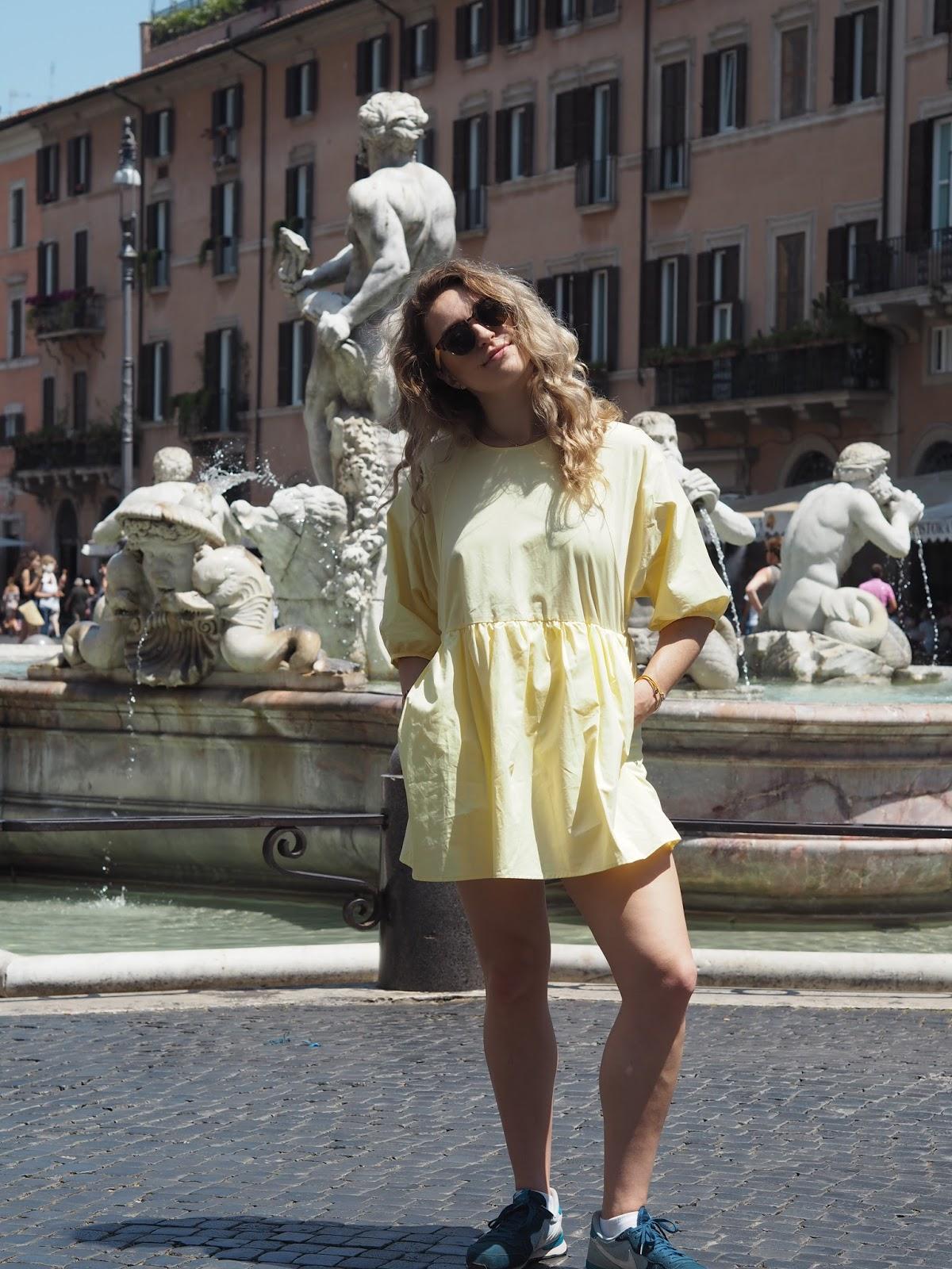 E.K.W. Girl in Yellow, Rome