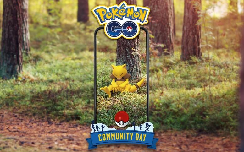 Dia Comunitário Abra Pokémon GO