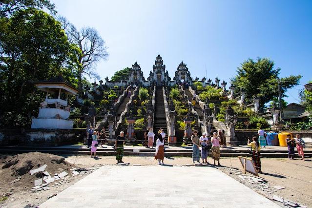 Lempuyang temple-Bali