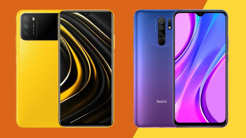 Poco resmi merilis smartphone terbaru yaitu Poco M Perbandingan Poco M3 vs Redmi 9 Bagus Mana?