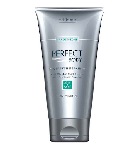 Creme Anti-Estrias Perfect Body da Oriflame