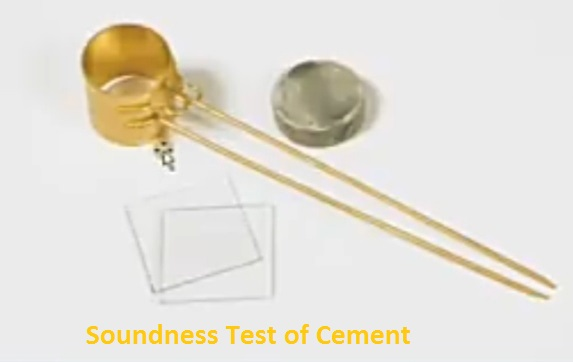 Soundness Test of Cement
