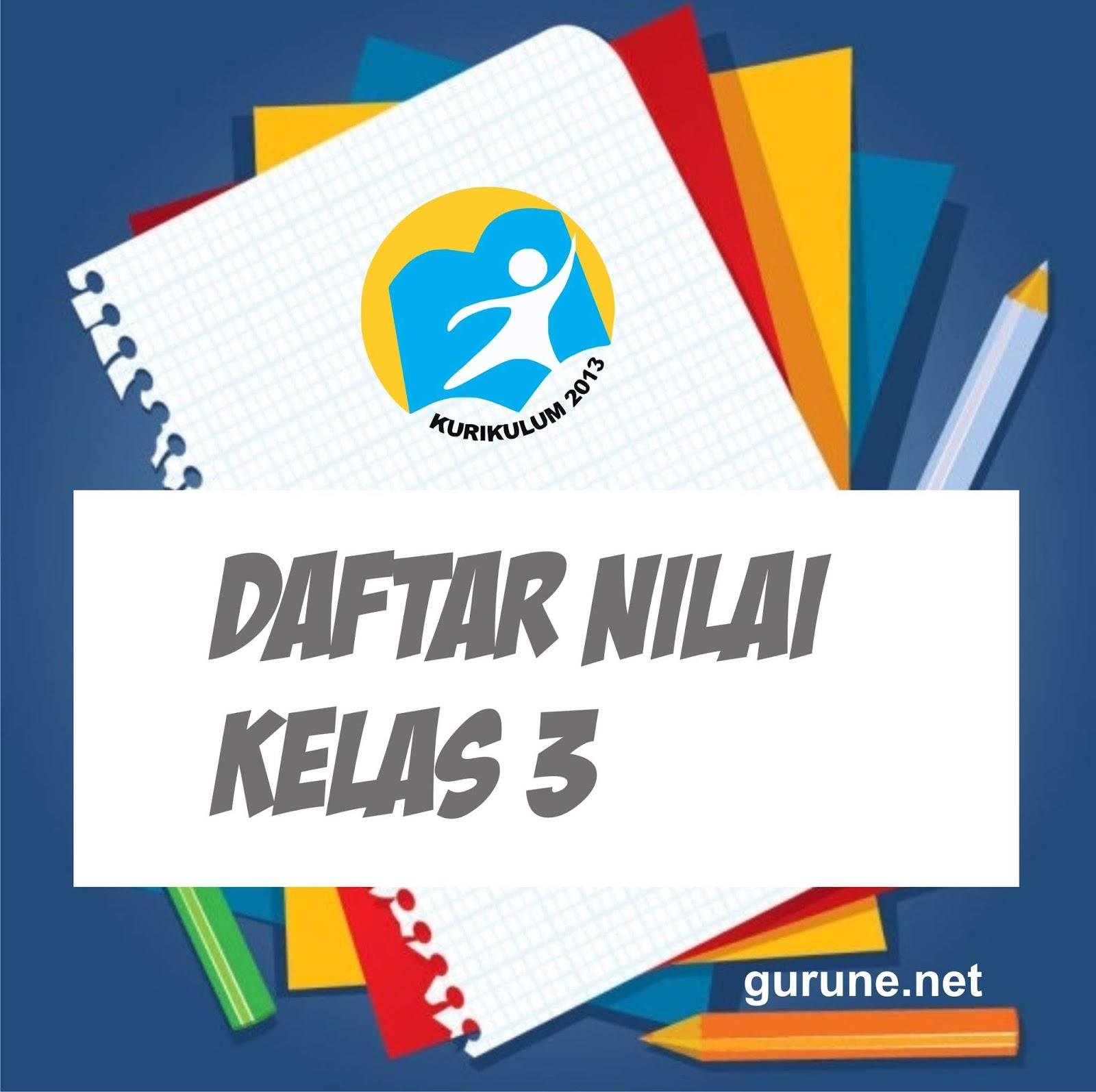 Buku Bahasa Indonesia Kelas 3 Sd