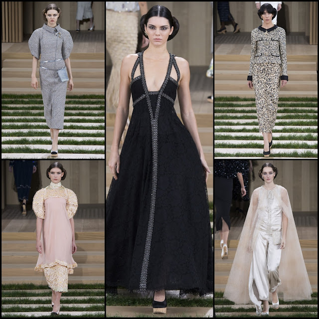 RUNWAY REPORT.....Paris Haute Couture Fashion Week CHANEL Haute Couture Spring/Summer 2016: Pics + Video!