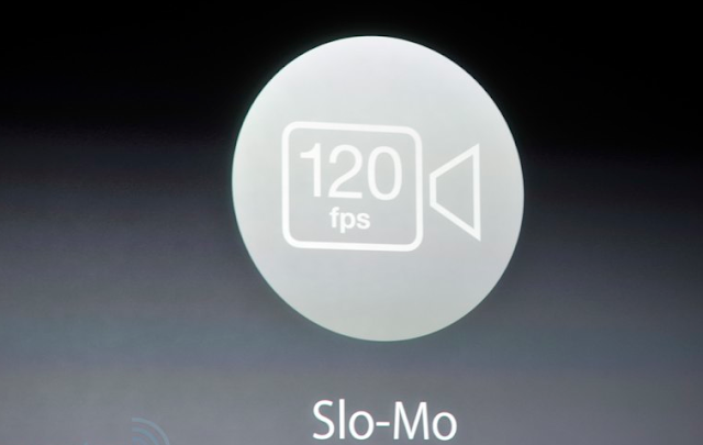 Iphone Tips: Iphone 5S Photographic Boob Tube Camera Shoots At 120Fps At 720P