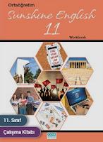 11. Sınıf Cem Veb Ofset Yayınları İngilizce Çalışma Kitabı Cevapları