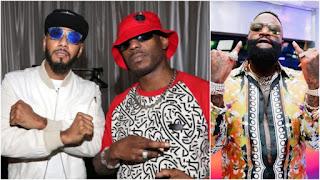 Rick Ross, DMX and Swizz Beatz Shares New Song 'Just In Case' - Listen