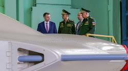 Nga công bố dây chuyền sản xuất máy bay không người lái chiến đấu Okhotnik