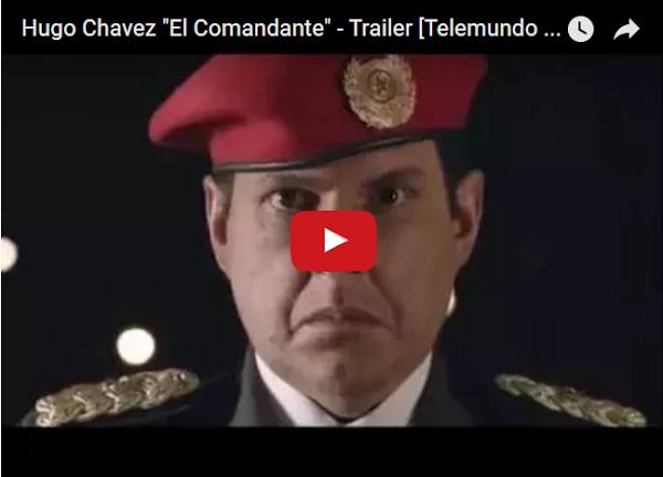 """El primer trailer de la película """"El Comandante"""""""