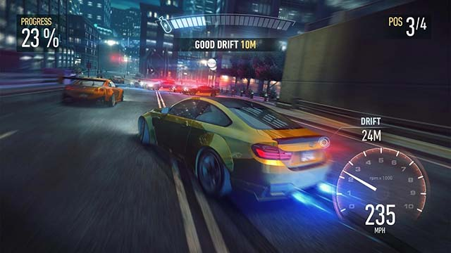 NFS No Limits Game Balap Mobil Android Terbaru