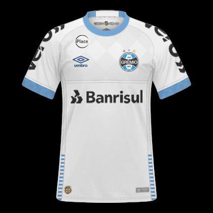 dfce46c4e912f GT Camisas  Camisas Grêmio 2018   2019 - Home