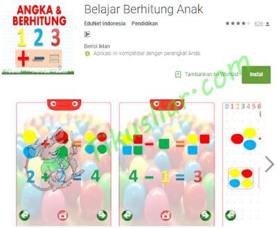 Download 3 Game Belajar Menghitung Untuk Android Gratis