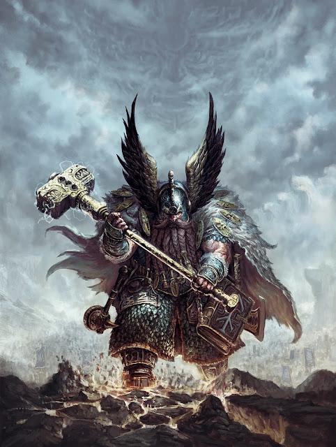 Los Enanos, Señores de la Forja y Reyes de la Montaña - Héroes Enanos