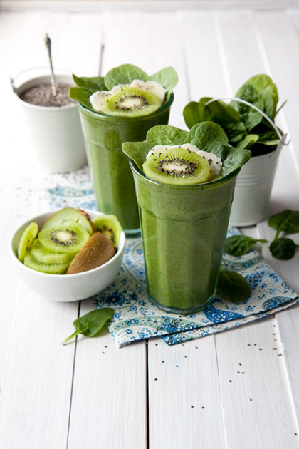 Healthy Snack Option Eat Clean Energy Morning Green Smoothie Recipe