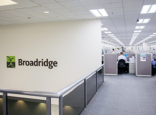 Broadridge Limited Walkin Interview