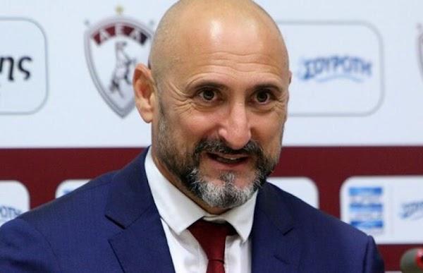 Oficial: Larissa, Gianluca Festa nuevo entrenador