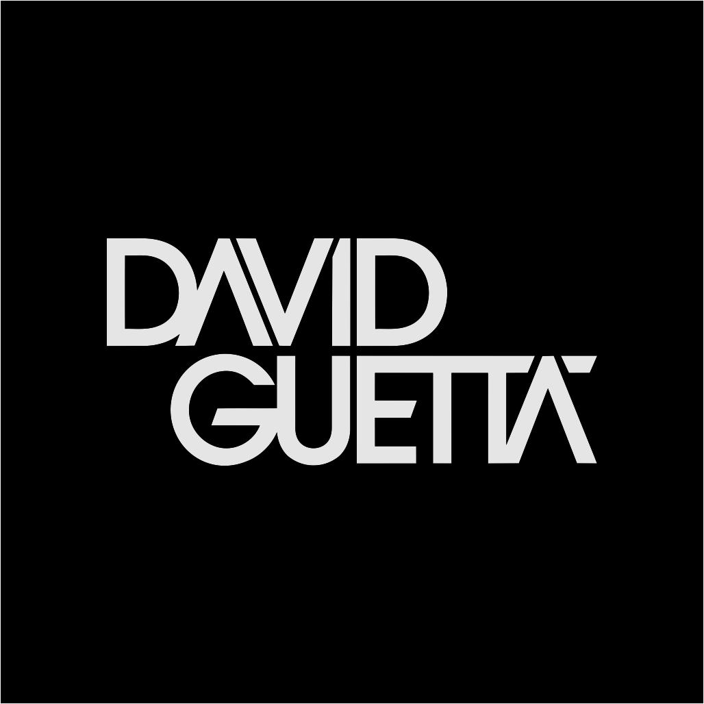 David Guetta Logo Free Download Vector CDR, AI, EPS and PNG Formats