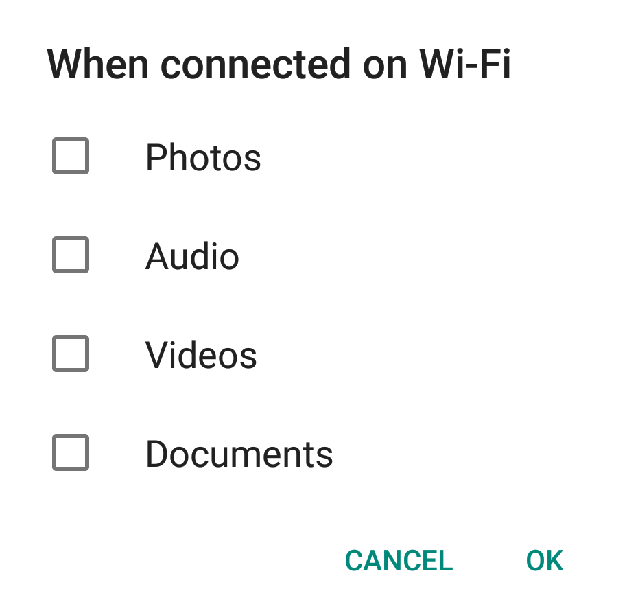Cara Agar Foto Dan Video Whatsapp Tidak Tersimpan Otomatis Ke Galeri Syahrulsky Web Id