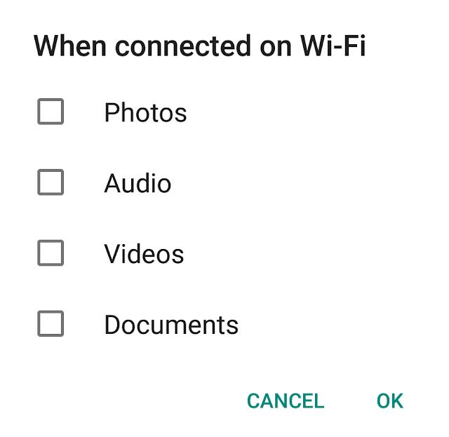Cara Agar Foto dan Video Whatsapp Tidak Tersimpan Otomatis ke Galeri