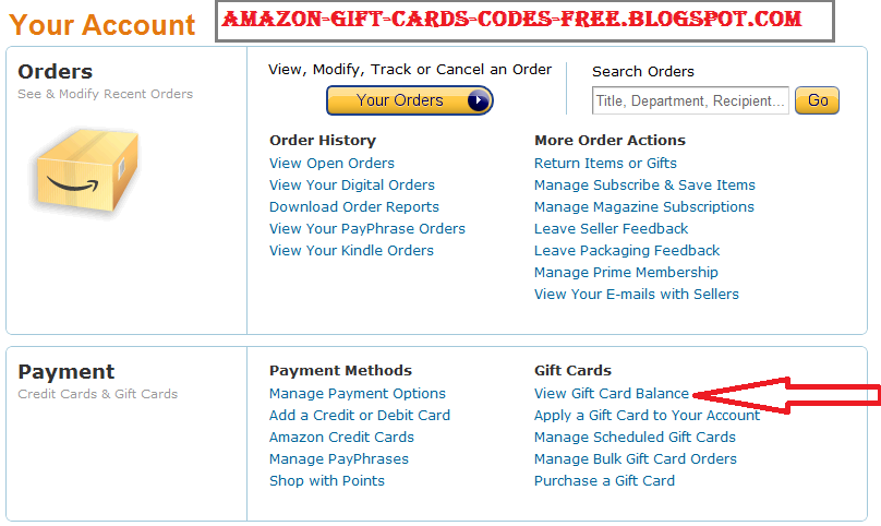 free amazon gift card codes emailed to you